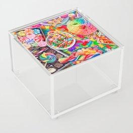 Candylicious Acrylic Box