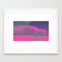 All yours. Framed Art Print