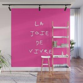 La joie de vivre 2 Wall Mural