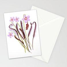 Sundew Stationery Cards