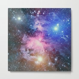 Great Orion Nebula Metal Print