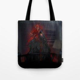 il Lupo Cattivo Tote Bag