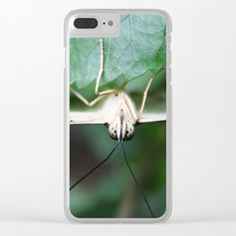 Nature #4 Clear iPhone Case