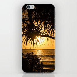 Those Summer Nights iPhone Skin