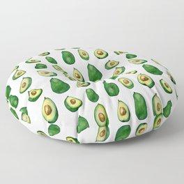 avacado Floor Pillow
