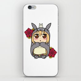 My Neighbor Umaru-chan! iPhone Skin