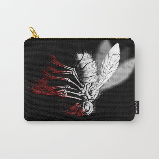 INSECT POLITICS Carry-All Pouch