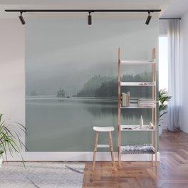 Fog - Landscape Photography Wall Mural