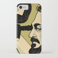 kubrick iPhone & iPod Cases featuring kubrick by Le Butthead