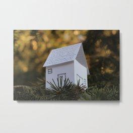 Travel House~2# Metal Print