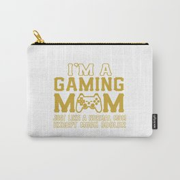 I'M A GAMING MOM Carry-All Pouch