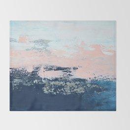 Early Dawn Throw Blanket