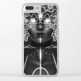 High Summoner Clear iPhone Case