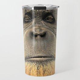 Sad Eyes Travel Mug