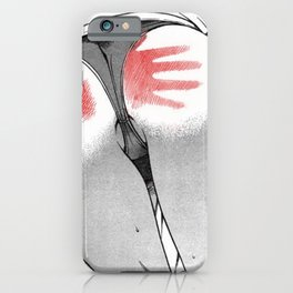 Sexy anime aesthetic - Ouch! iPhone Case
