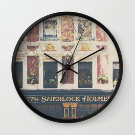 a pub with a difference ...  Wall Clock