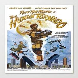 Dolemite: The Human Tornado Canvas Print