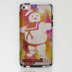 stay.puft.inc iPhone & iPod Skin