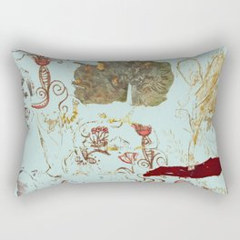 Isabel nostalgic Rectangular Pillow