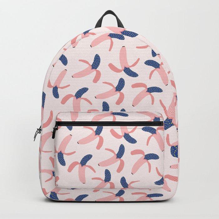 Peeled Banana Backpack