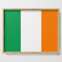 Flag of the Republic of Ireland Serving Tray