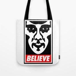 Believe - Sherlock Tote Bag