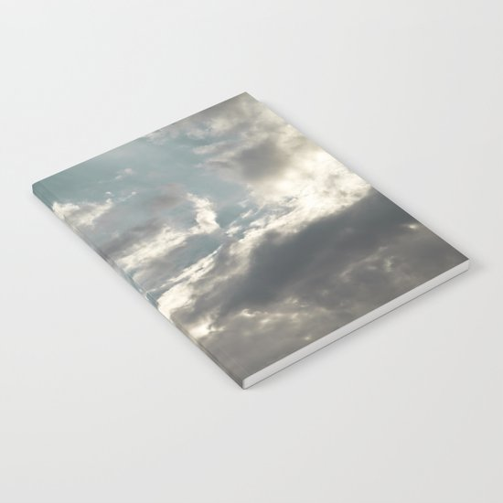 heaven and freedom Notebook