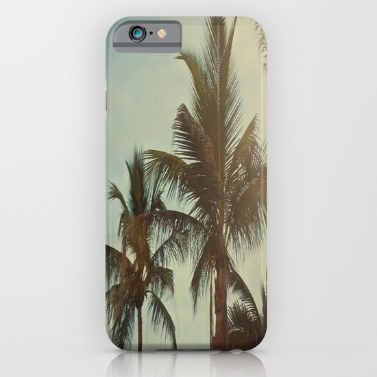 Florida Palm Trees iPhone & iPod Case