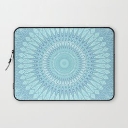 Ice Star Mandala Laptop Sleeve