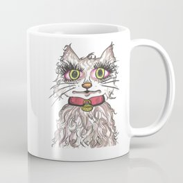 Remember The Animals Cute Cat T-Shirt Coffee Mug