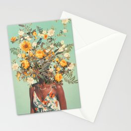 You Loved me a Thousand Summers ago Stationery Cards