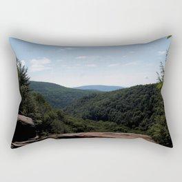 Kaaterskill Falls Rectangular Pillow