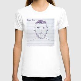 Beard Boy Scruff 1 T-shirt