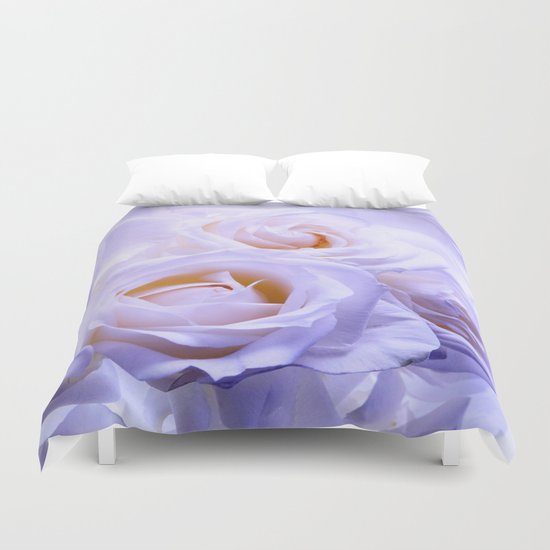 White Dream Duvet Cover