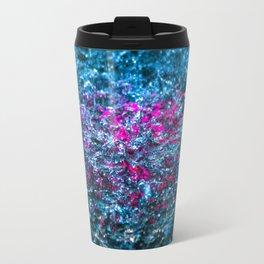 Water Color - Violet - Purple Travel Mug