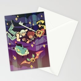 Dream Drop Distance Stationery Cards