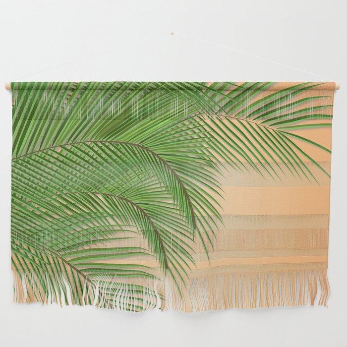 Palm Tree Wall Hanging By Magic Dreams Society6
