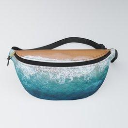 Blue ocean II Fanny Pack