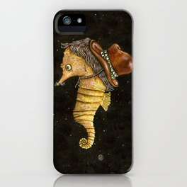 time travels with us iPhone Case