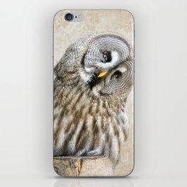 Who? iPhone Skin