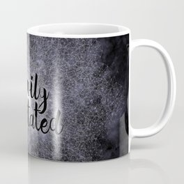 polygon mandala 1 // heavily meditated Coffee Mug