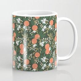 ORANGE BLOSSOM Coffee Mug