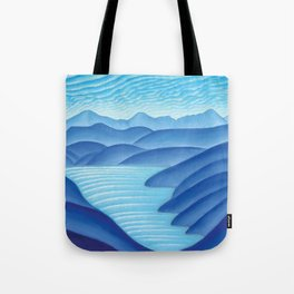 West Arm of Kootenay Lake Tote Bag