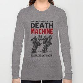 Death Machine Long Sleeve T-shirt