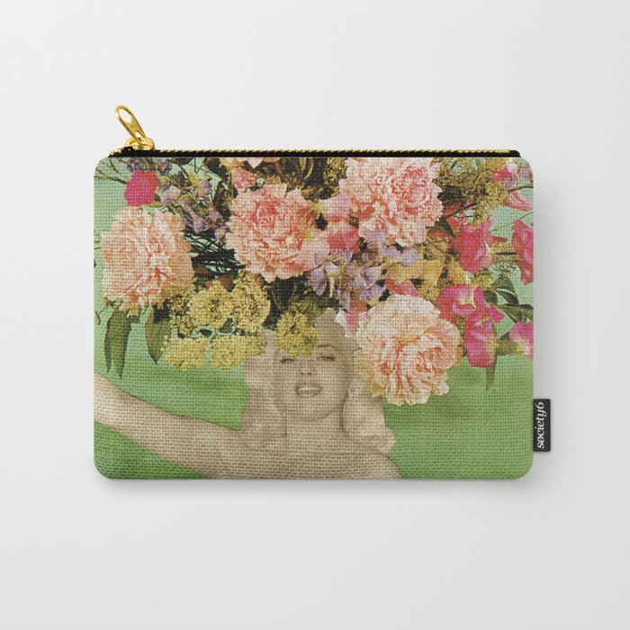 Floral Fashions II Carry-All Pouch