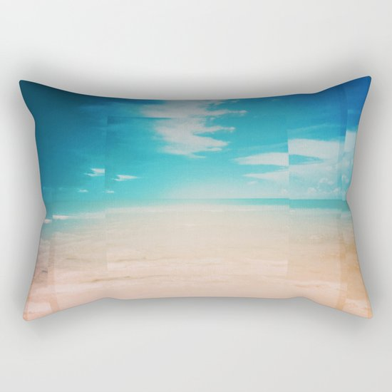 Fractions A26 Rectangular Pillow
