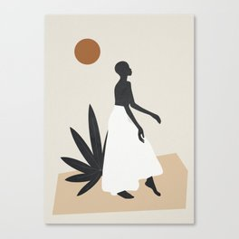 Dance Canvas Print