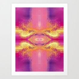 Pattern No. 30 Art Print