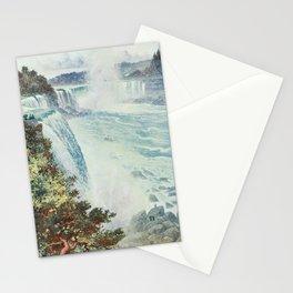 Tidmarsh, H.E. (1855-1939) - Cassell's Popular Science 1900 - Niagara Falls Stationery Cards