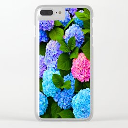 Wonderland is Calling Clear iPhone Case
